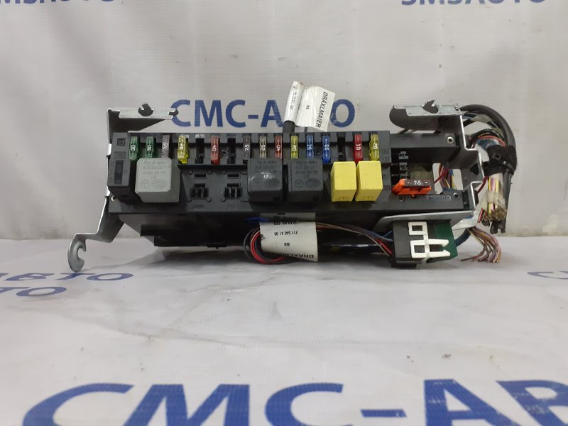 Блок предохранителей sam Mercedes Cls-Klasse W219 3.5 задний