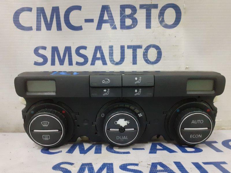 Блок управления климатом Volkswagen Passat B6 2.0 BVY 2006 передний