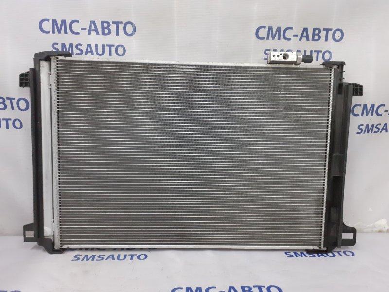 Радиатор кондиционера Mercedes E-Klasse W212