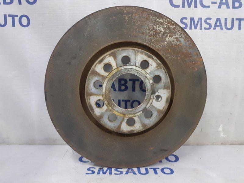 Диск тормозной Volkswagen Passat B6 2.0 BVY 2006