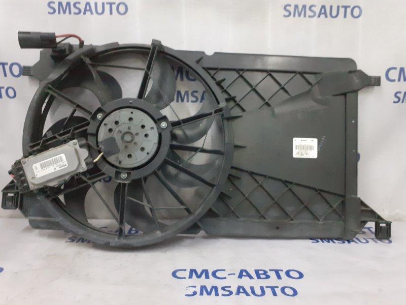 Вентилятор двс Volvo C30 С30 2.0 2010 передний