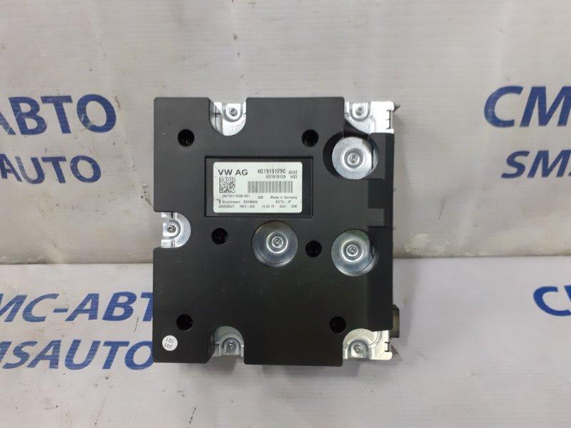 Блок управления камерой Audi Q5