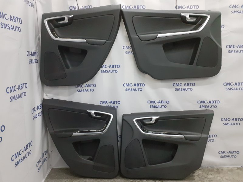 Обшивка двери Volvo Xc60 ХС60 2.0T