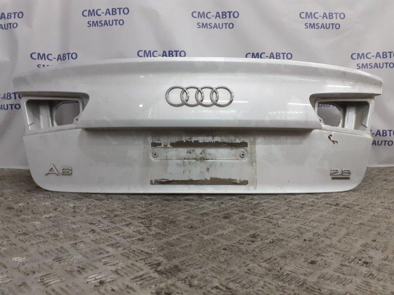 Крышка багажника Audi A6 C7 2.8 2011 задняя
