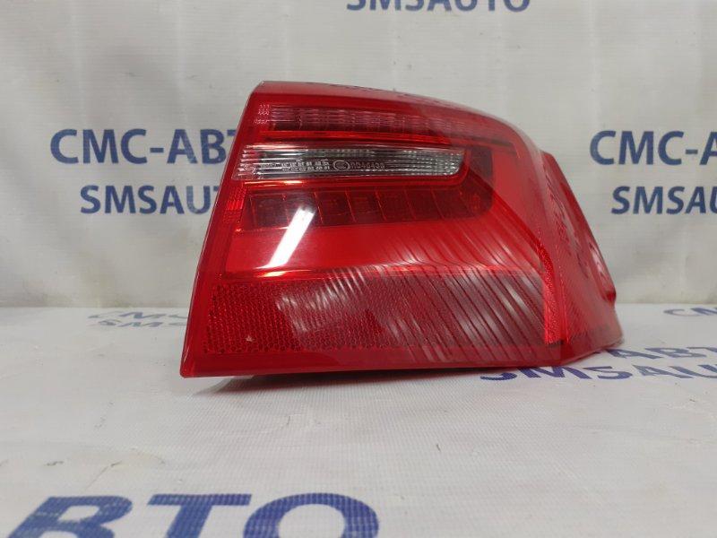 Фонарь Audi A6 C7 2.8 2011 задний правый