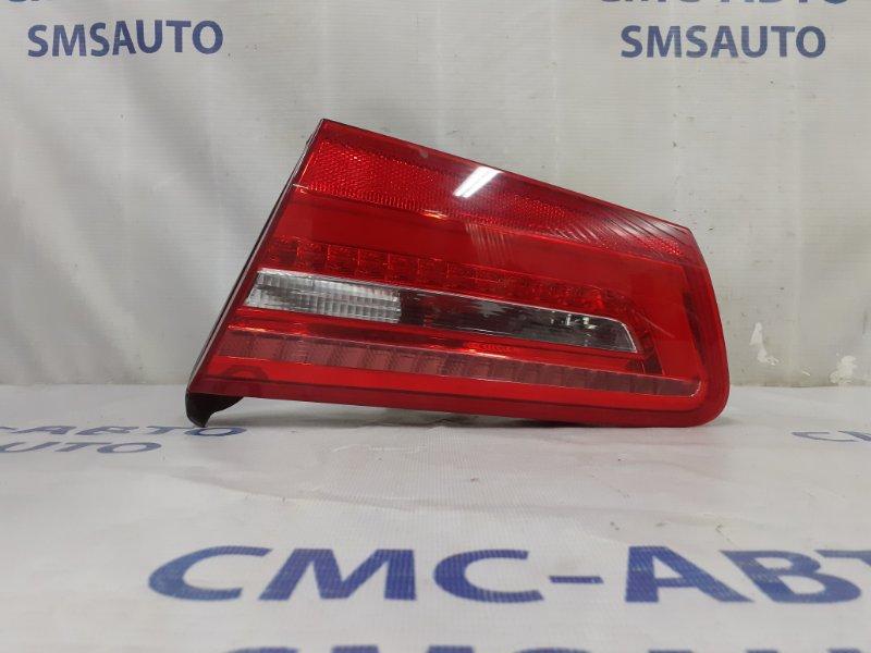 Фонарь крышки багажника Audi A6 C7 2.8 2011 задний правый