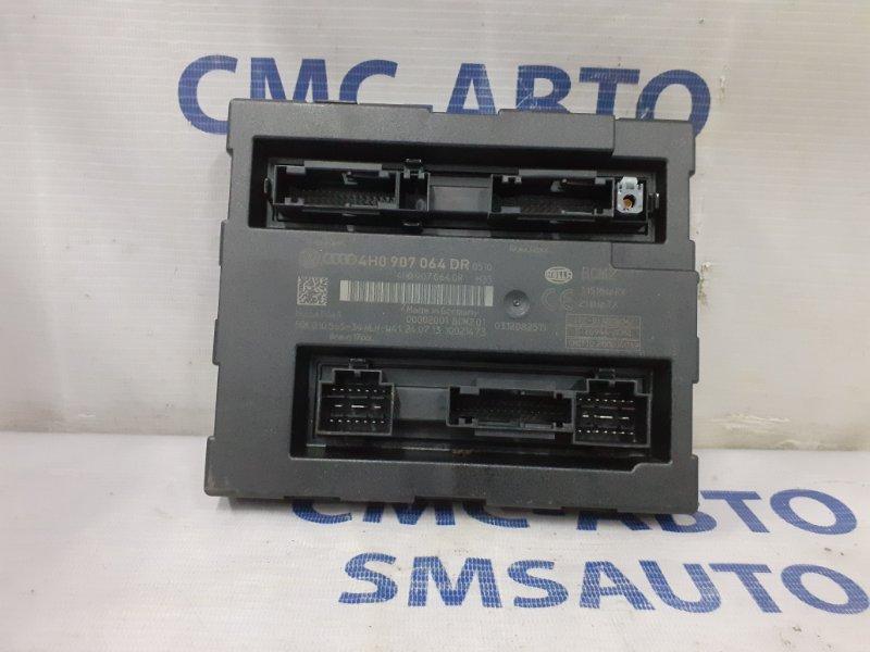 Блок управления Audi A6 C7 2.8 2011