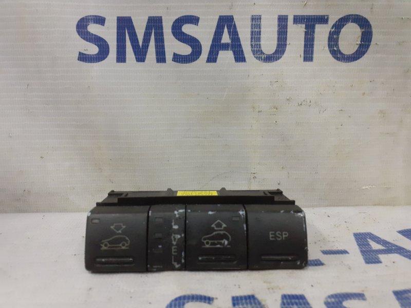 Блок кнопок передней панели Audi A6 C5 2000 передний