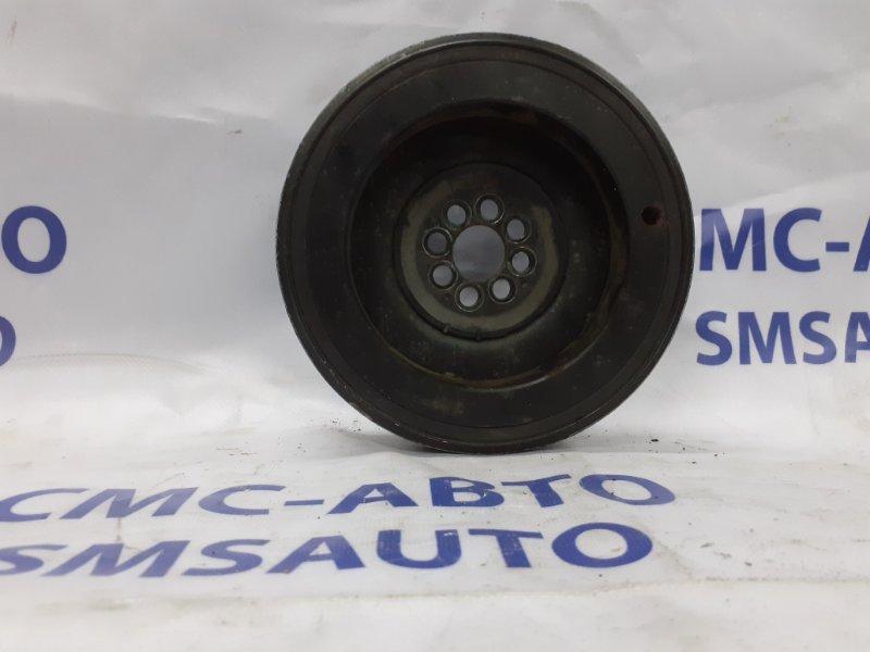 Шкив коленвала Audi A6 C7 2.8 2011