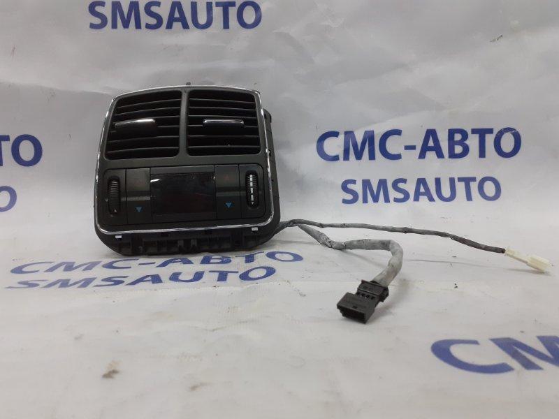 Блок управления климатом Mercedes Cls-Klasse W219 3.5 задний