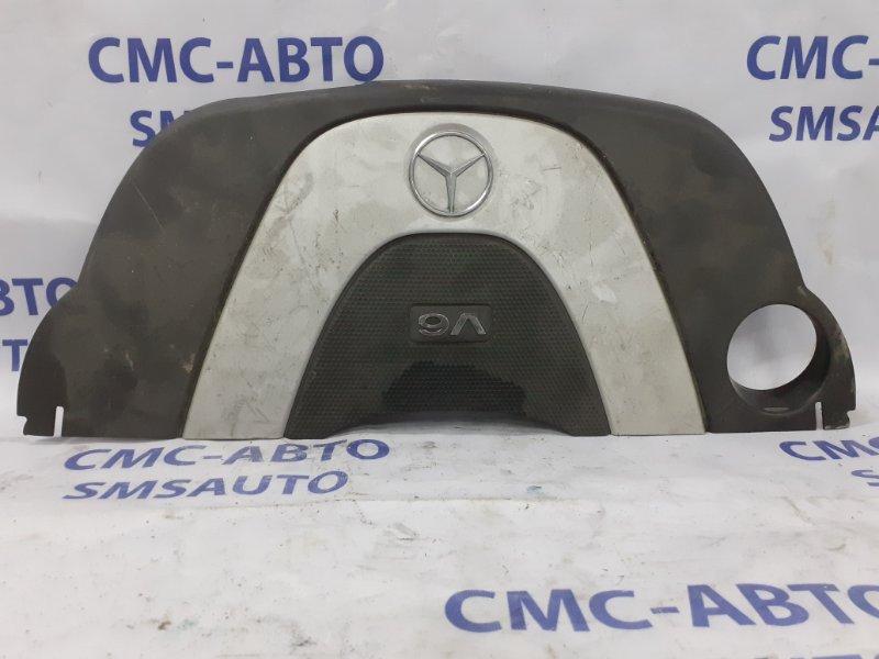 Крышка двс декоративная Mercedes Cls-Klasse W219 3.5