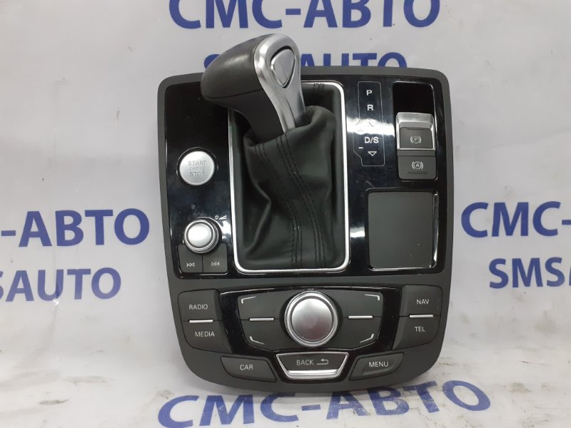 Блок кнопок передней панели Audi A6 C7 2.8 2011