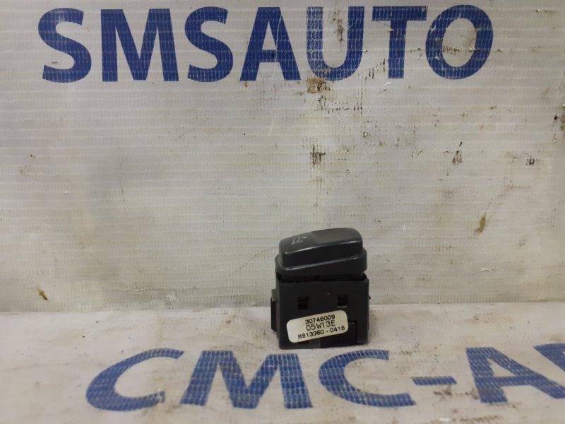Переключатель регулировки зеркал Volvo S60 2005 передний