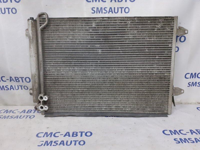 Радиатор кондиционера Volkswagen Passat B6 передний