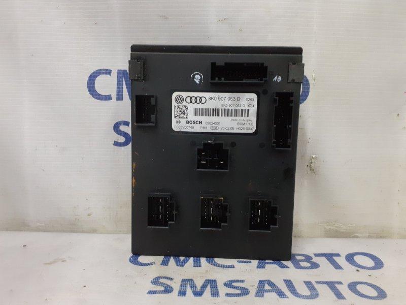 Блок управления Audi A5 2.0T