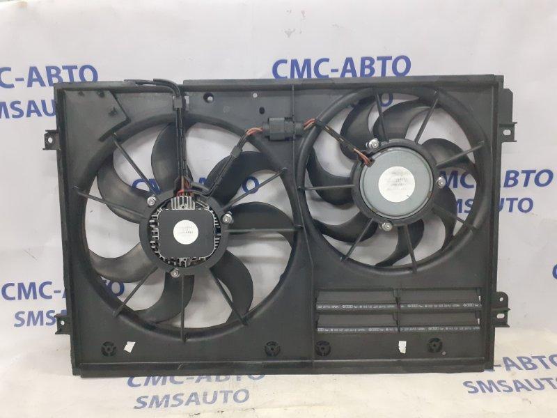 Вентилятор системы охлаждения Volkswagen Passat Cc 2012
