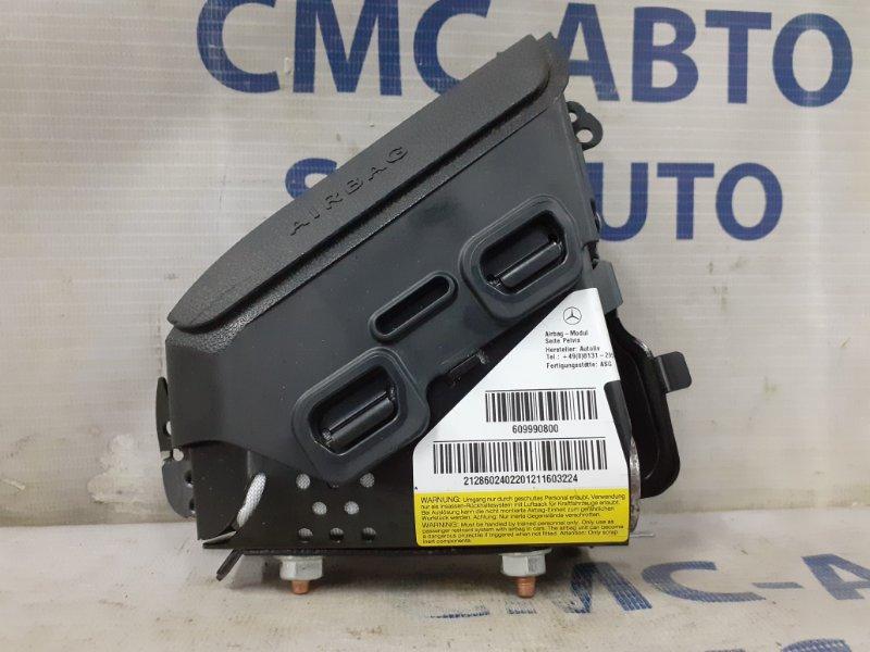 Подушка безопасности airbag Mercedes E-Klasse W212 1.8T передняя правая