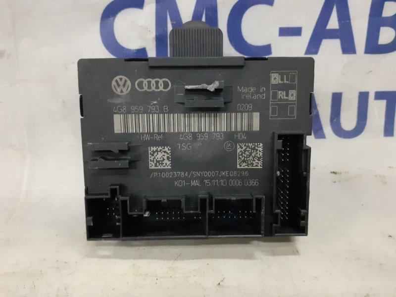 Блок управления двери Audi A7 3.0T