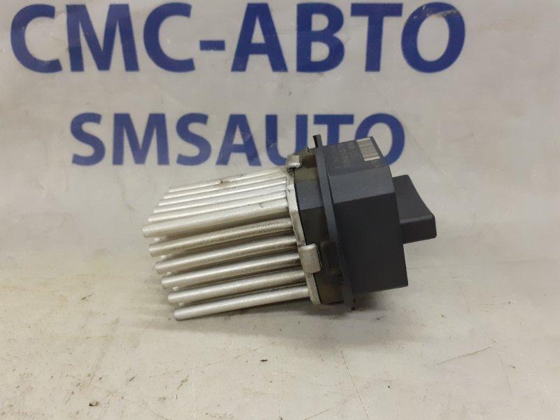 Резистор отопителя Volvo Xc60 ХС60 3.0T
