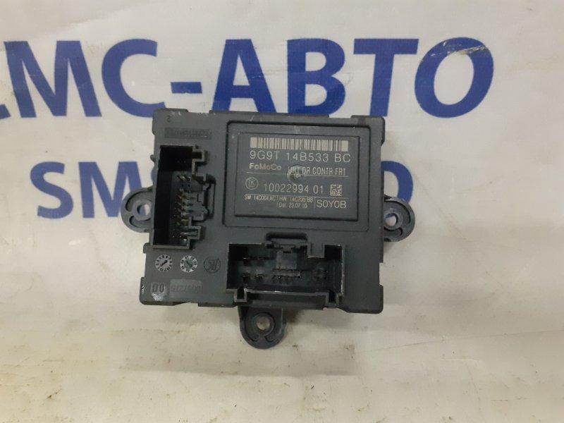 Блок управления двери Volvo Xc60 ХС60 3.0T передний правый