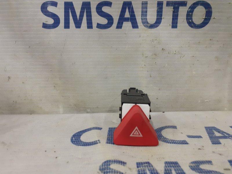 Кнопка аварийной сигнализации Volkswagen Tiguan 2.0T передняя