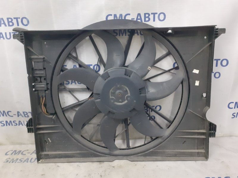 Вентилятор системы охлаждения Mercedes Cls-Class W219 5.0 передний