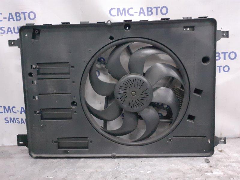 Вентилятор системы охлаждения Volvo S60 С60 1.6 2010