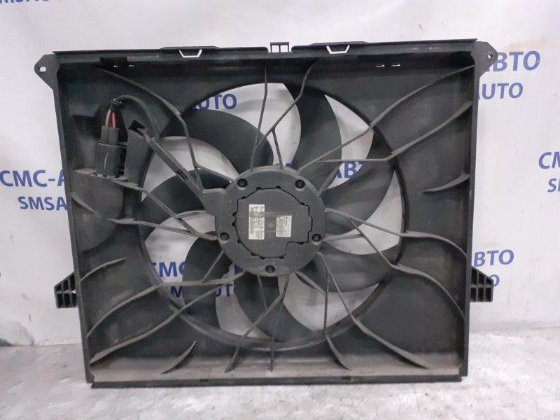 Вентилятор системы охлаждения Mercedes Ml W164 3.5