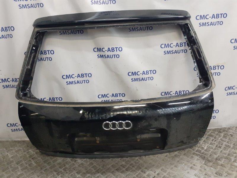 Дверь багажника Audi A6 Allroad C5 2000 задняя