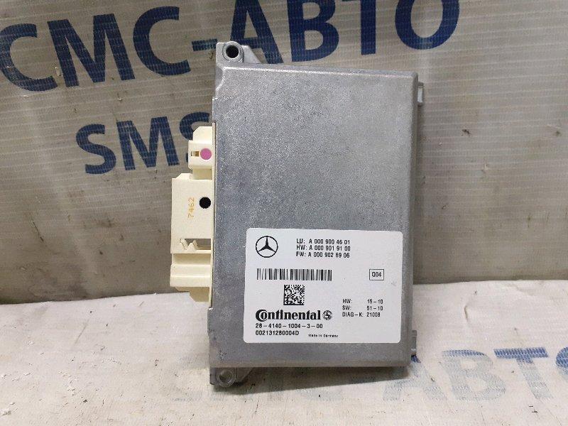 Блок управления Mercedes E-Class W212 1.8T