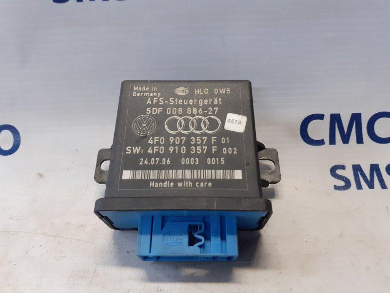 Блок управления светом Audi A8