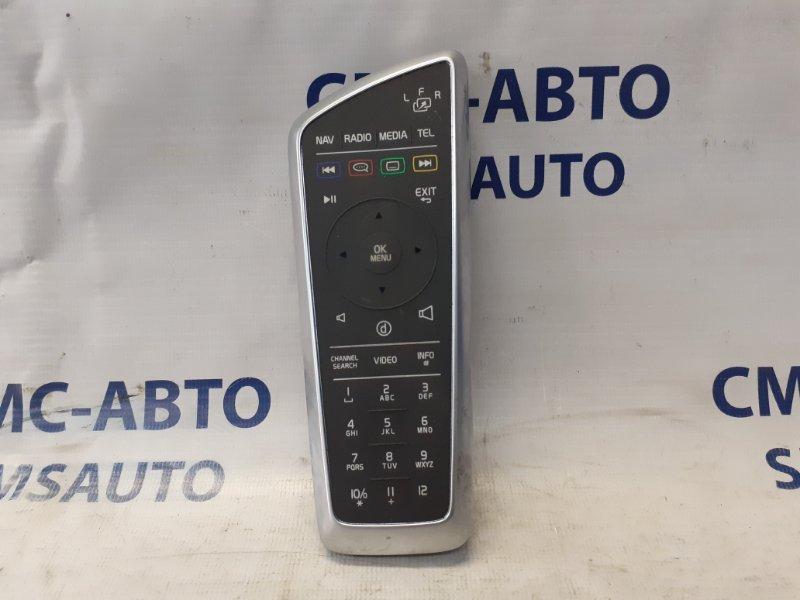 Пульт мультимедиа Volvo S60 С60 1.6T 2010