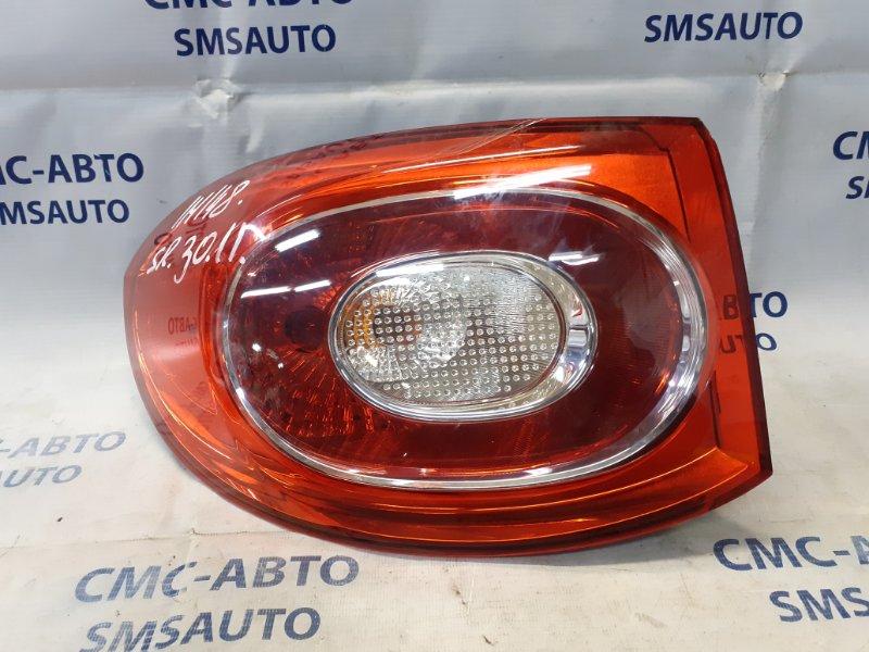 Фонарь на крыло Volkswagen Tiguan 2.0T задний левый
