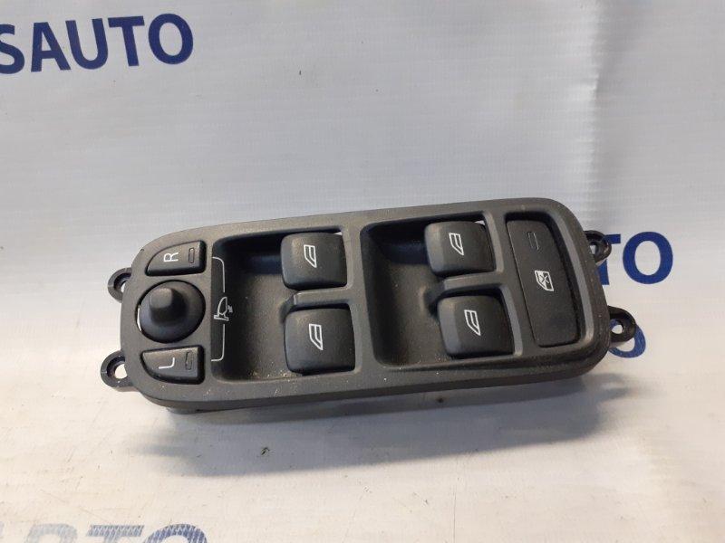Блок управления стеклоподъемниками Volvo S60 1.6T 2010