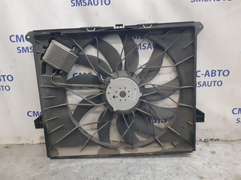 Вентилятор системы охлаждения Mercedes Gl X164 4.7