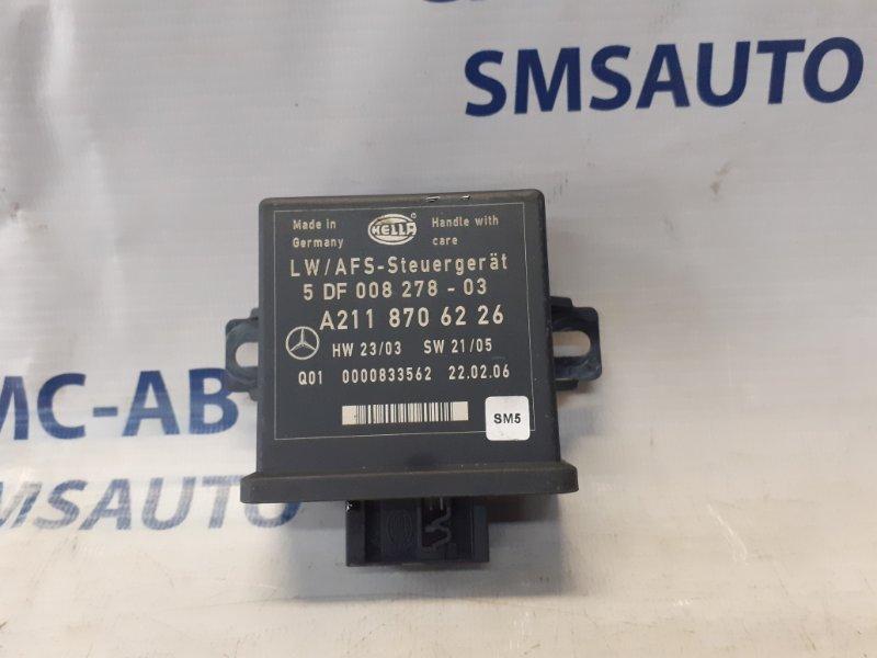 Блок управления светом Mercedes Gl X164 4.7