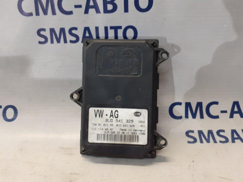 Блок управления светом Volkswagen Touareg 3.6