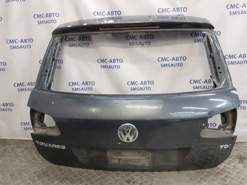 Дверь багажника Volkswagen Touareg NF 3.6 задняя