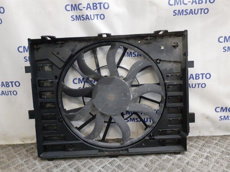 Вентилятор системы охлаждения Volkswagen Touareg Nf 3.6