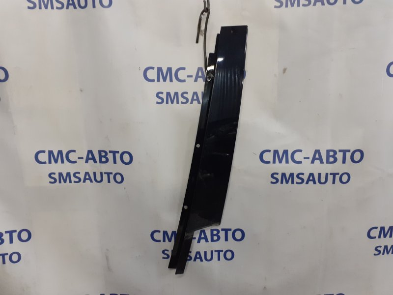 Накладка двери вертикальная Volvo Xc60 ХС60 2.4D передняя левая