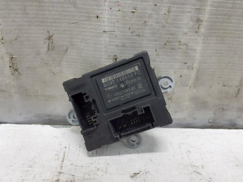 Блок управления двери Volvo Xc60 ХС60 2.4D передний правый