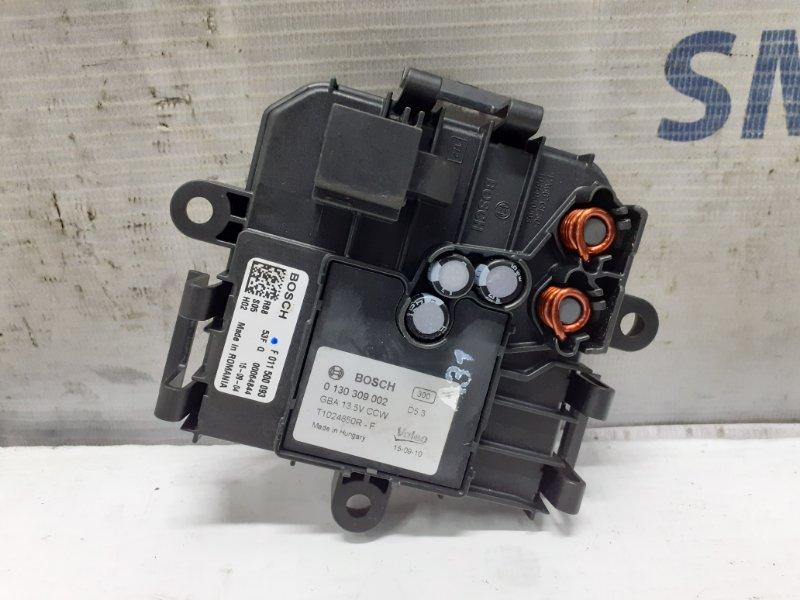 Блок управления вентилятором Mercedes Glc X253 2015