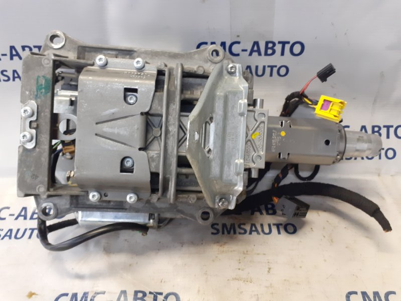 Колонка рулевая Audi A6 C6 2.8