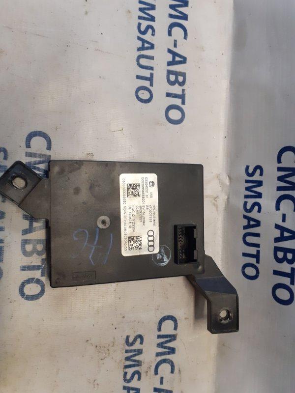 Блок управления безключевым доступом Audi A6 C6 3.2