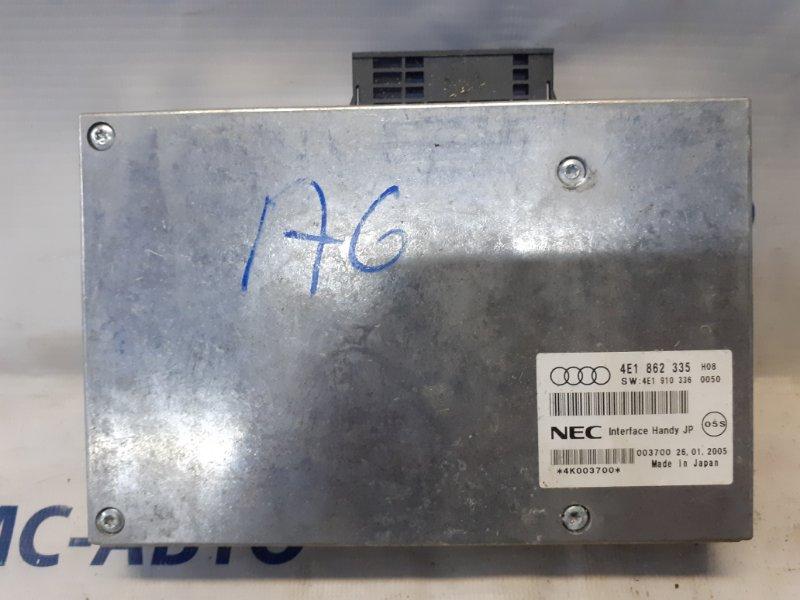Блок управления Audi A6 C6 3.2