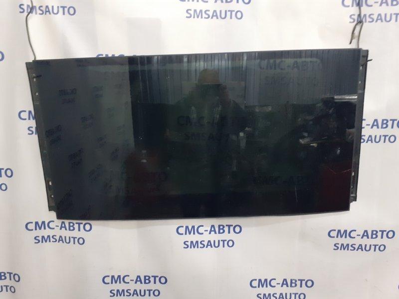 Стекло люка Mercedes Glc X253 2015 заднее