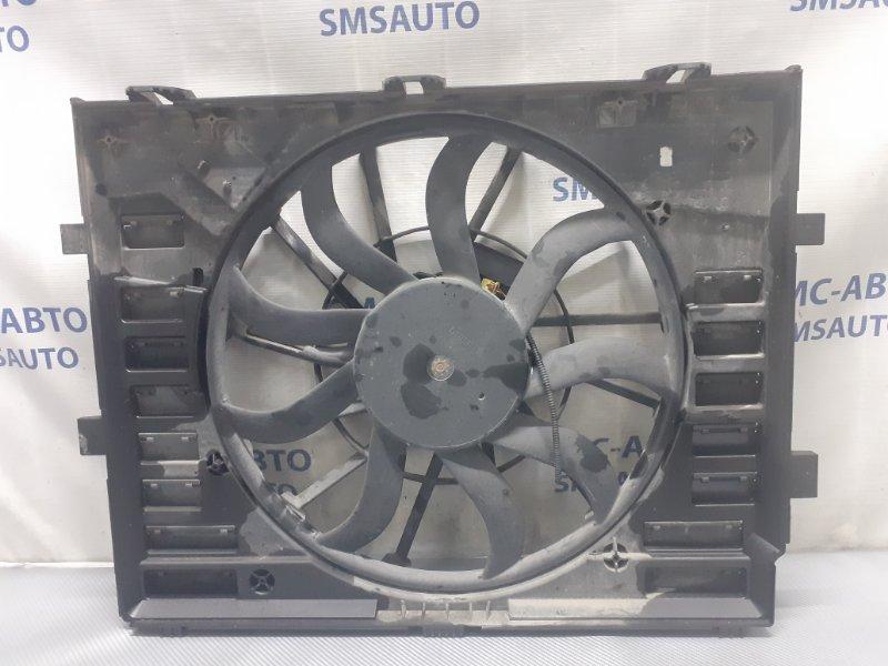 Вентилятор системы охлаждения Volkswagen Touareg 3.6 2011