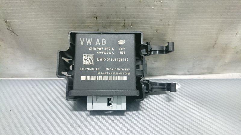 Блок управления светом Audi A7 4G 3.0T