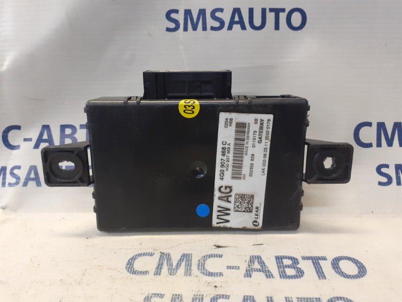 Блок управления Audi A7 4G 3.0T