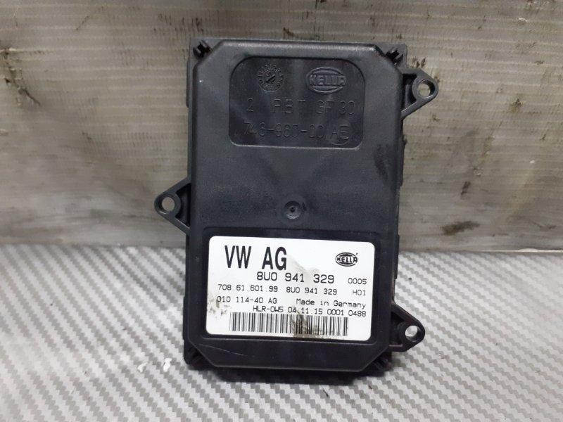 Блок управления светом Volkswagen Touareg NF 3.0TD
